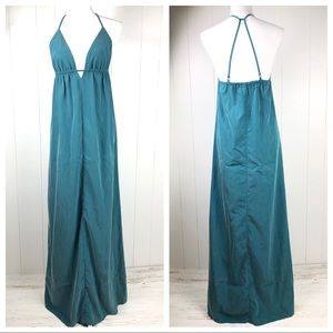 Silence + Noise Dress XS Maxi Urban Outfitters